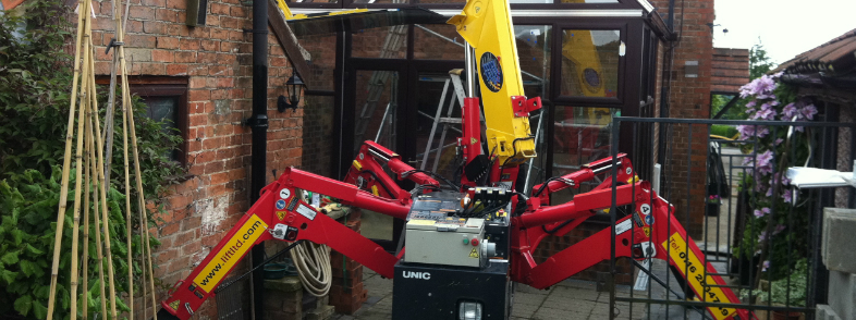 Spider Crane And Mini Crane Hire Q&A