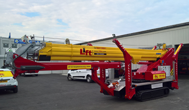 Bocker Crane Hire