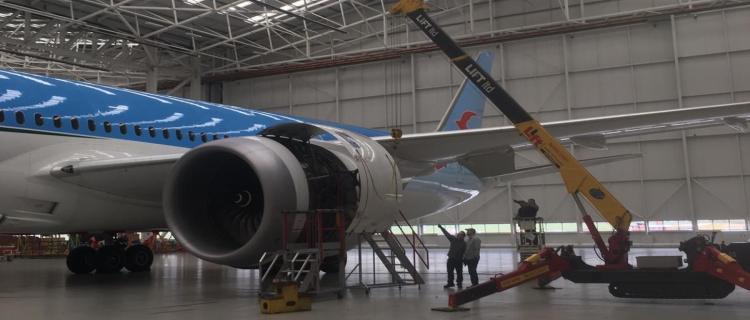 When Crane meets Plane.